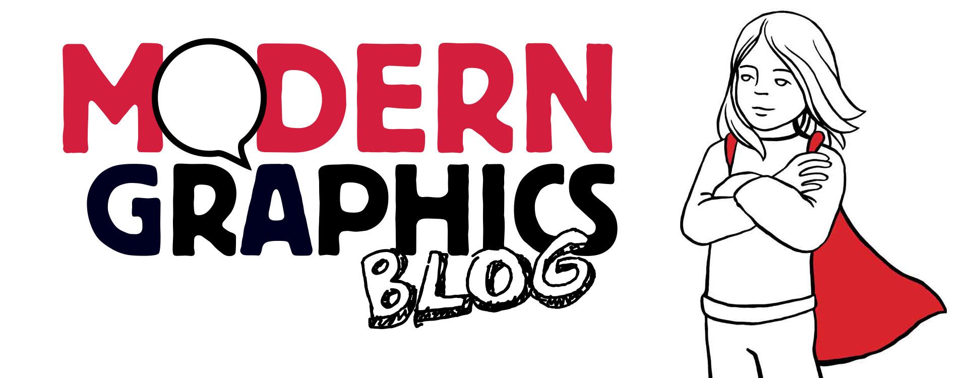 Modern Graphics Blog